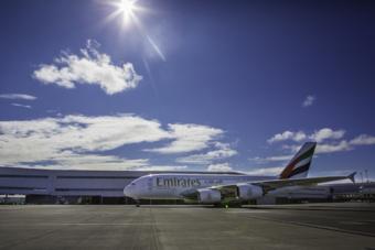 Emirates vliegt twee keer per dag naar Bali