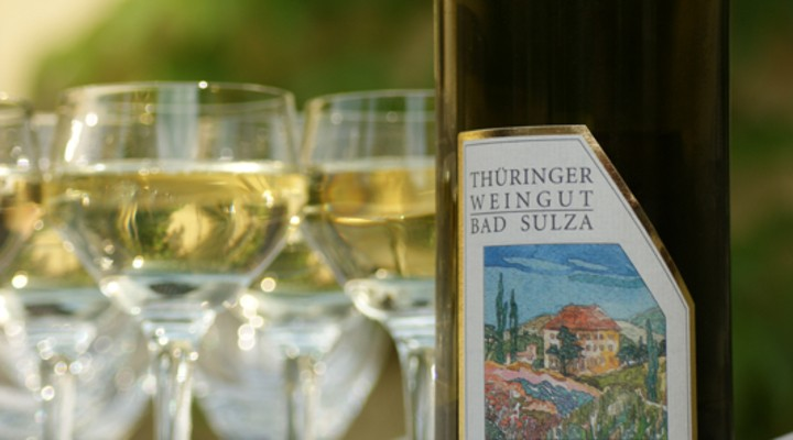 Wijn uit Thuringen
