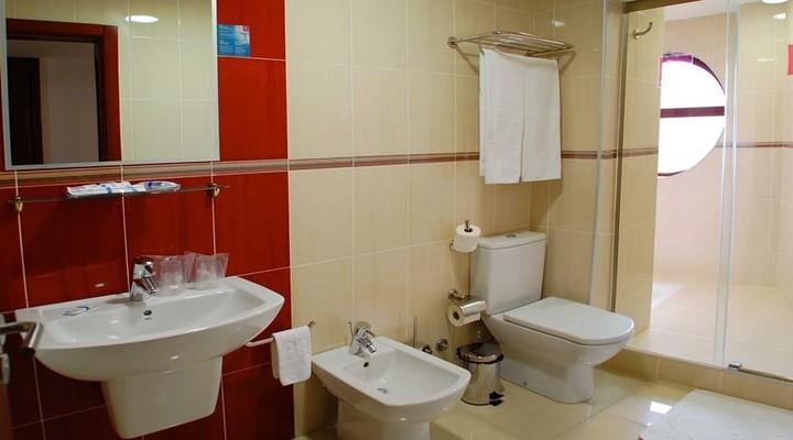 Badkamer van Tweepersoonskamer