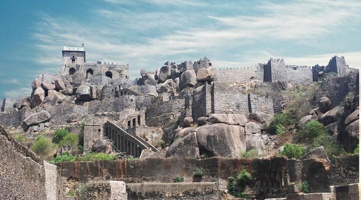 Hyderabad in India