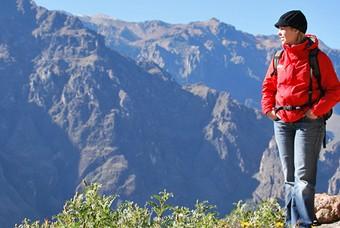 Reisspecialist Carin, Peru online, Riskja