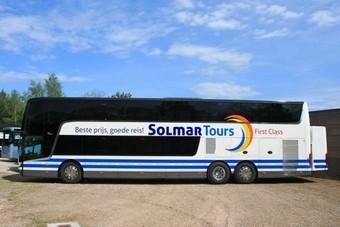 Nieuwe First Class bussen Solmar Tours