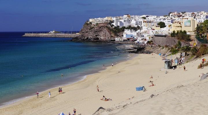 Strand Fuerteventura - Spanje