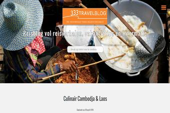 333TRAVEL lanceert vernieuwde reisblog