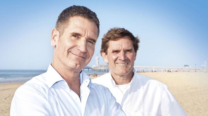 Onne en Eric Bodlaender van Topic Travel