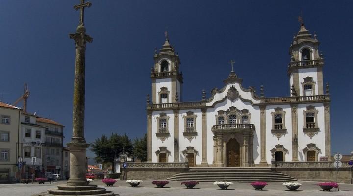 Kerk van Misericordia in Viseu