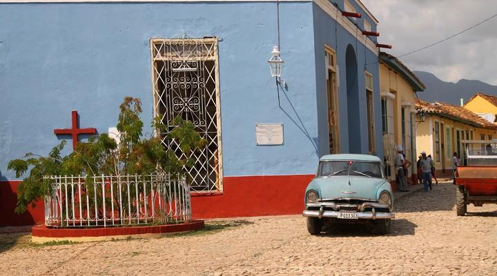 Culturele hoofdstad Trinidad