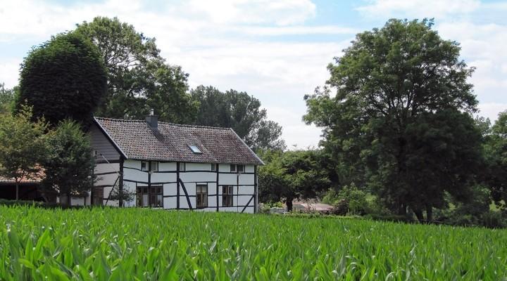 Huisje in Gulpen, Limburg