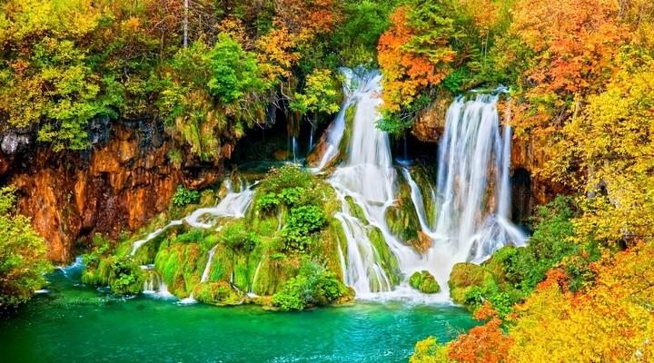 Nationaal Park Plitvice, Kroatië