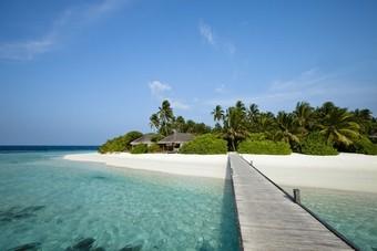 Fiji staat bekend om z'n stranden