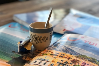 Espressokopjes als collectors item bij TUI