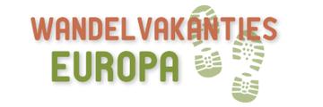 Logo van Wandelvakanties Europa