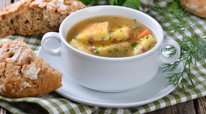 Soep uit Oostenrijk, culinair