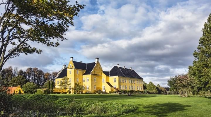 Lykkesholm Kasteel Denemarken Funen