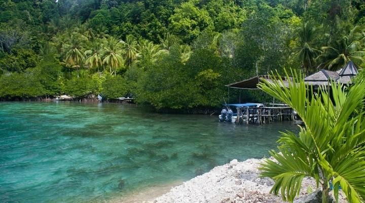 Sulawesi in Indonesië