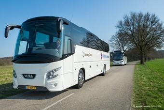 Nieuwe bussen en wisselplaats voor De Jonge Intra