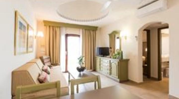 de woonkamer van bungalow, Premier