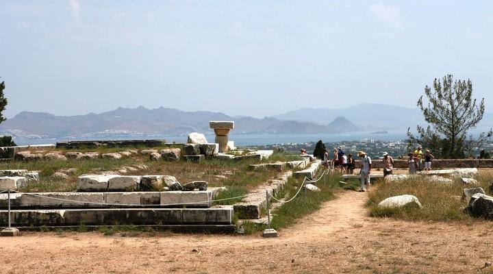 Oud ziekenhuis Hippocrates, Asklepion, Griekenland