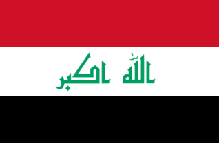 Vlag Irak