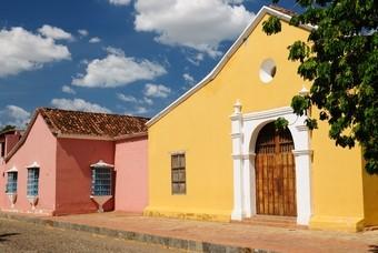 Coro, stad Venezuela