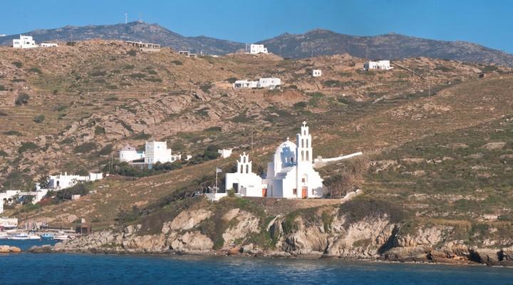 Eilandhoppen in griekenland
