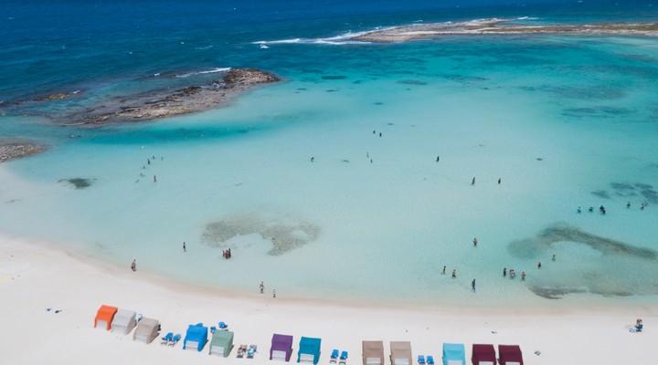 Baby beach Aruba, credits Aruba Tourism