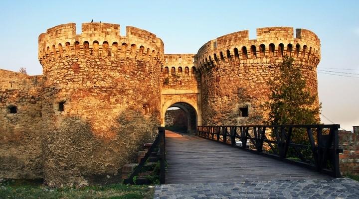 Vestingspoort Belgrado