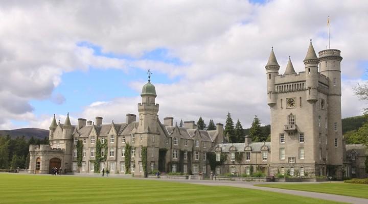 Balmoral Castle, kasteel Schotland