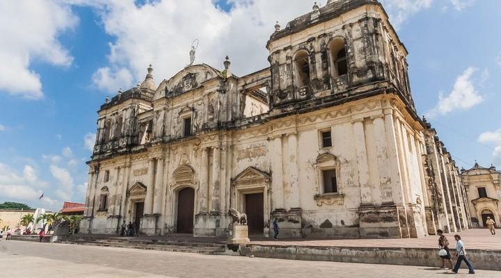 Kathedraal León, Nicaragua