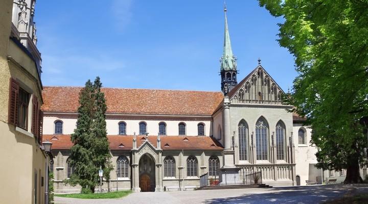 Historisch gebouw in Sankt Gallen