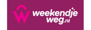 Logo van Weekendjeweg.nl