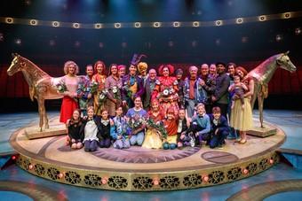 Nieuwe theatershow Efteling is spectaculair