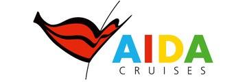 Logo van AIDA Cruises