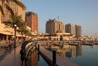 Promenade Qatar Doha rondreizen
