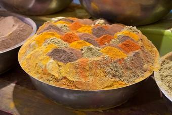 Iraanse specerijen