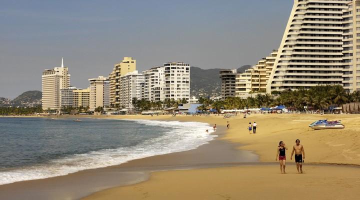 Strand Acapulco - Mexico