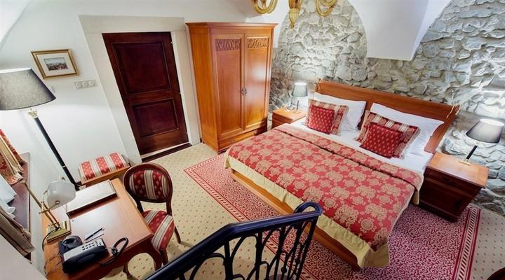 Arcadia Hotel slaapkamer