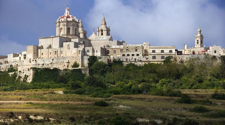 St Pauls Kathedraal Mdina, Malta