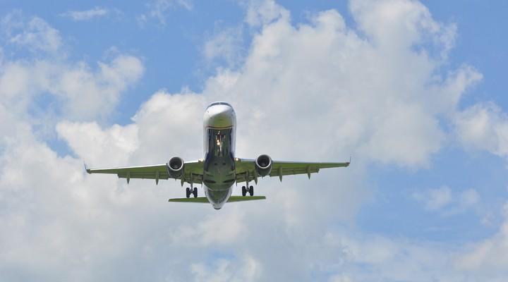 Tijd om naar huis te vliegen