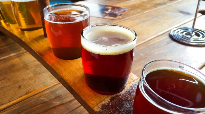 Ambachtelijk bier uit Oregon