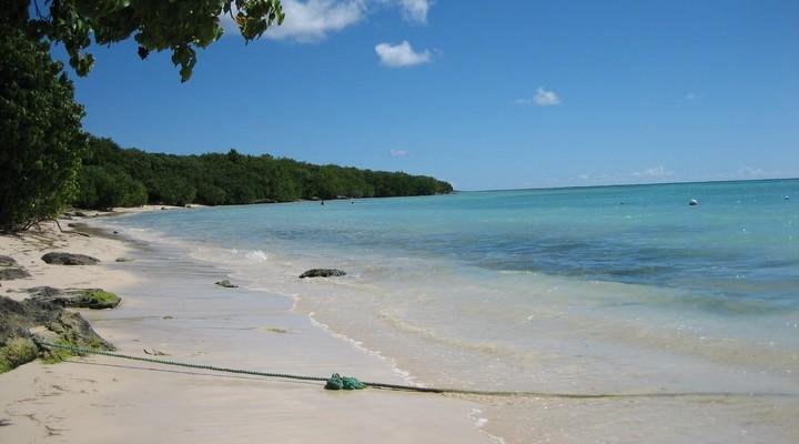 Strand Grand Terre, Guadeloupe