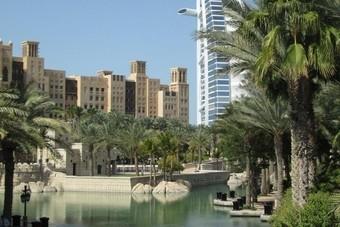 Indrukwekkend Dubai