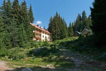 Bulgarije landschap natuurpark