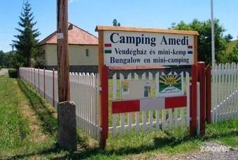 Kleinschalige Camping Amedi, Hongarije