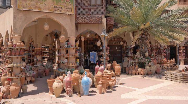 Winkelen in Oman