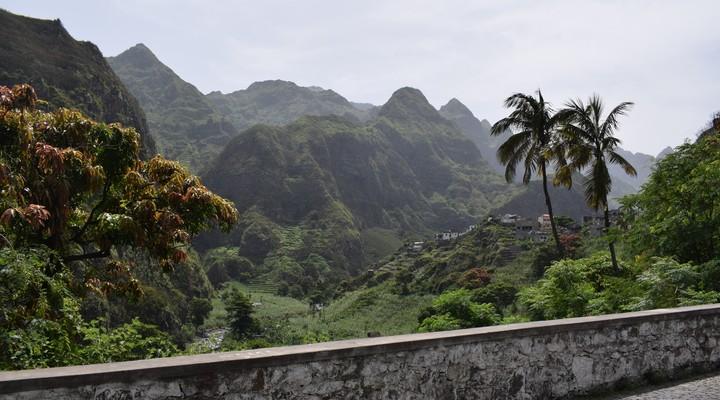 De natuur van het eiland