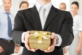 7 op de 10 met een baan kreeg vorig jaar een kerstpakket