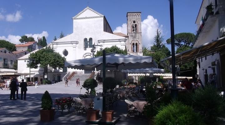 Ravello, Amalfikust, Italië