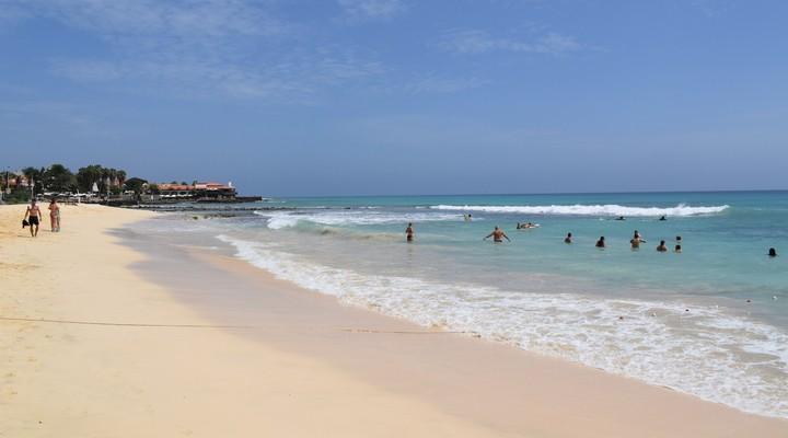Strand op Sal
