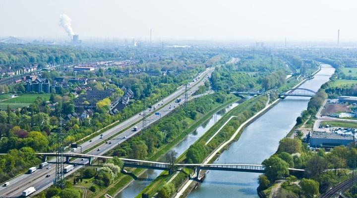 Rijn-Herne Kanaal Oberhausen